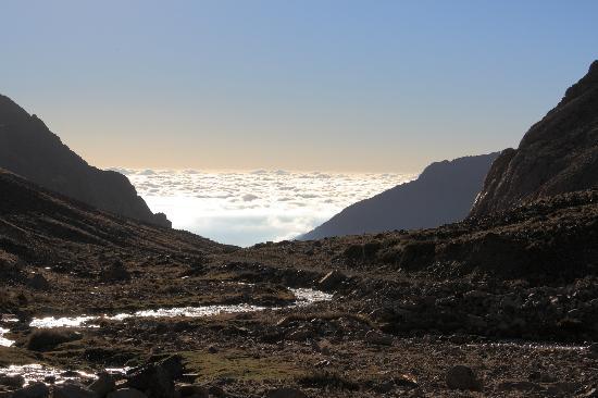 Trekking Travel Expediciones - Day Tours: Por sobre las nubes