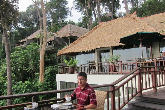 Banyan Tree Bintan: Breakfast time