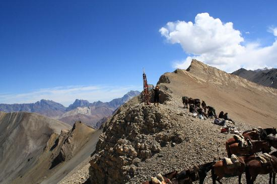 Trekking Travel Expediciones - Day Tours: Limite Argentina y Chile