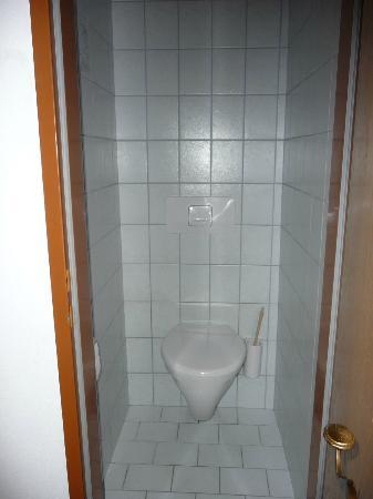 Waldrand: Toilet