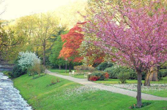 حديقة ليتشينتالر ألي التاريخية