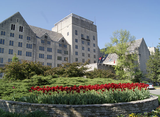‪Indiana Memorial Union Biddle Hotel and Conference Center‬