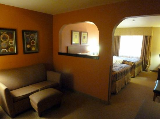 Hotel Ruidoso - Midtown: Living Room