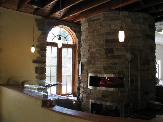 Michiana Shores, Indiana: Wood Fired Oven