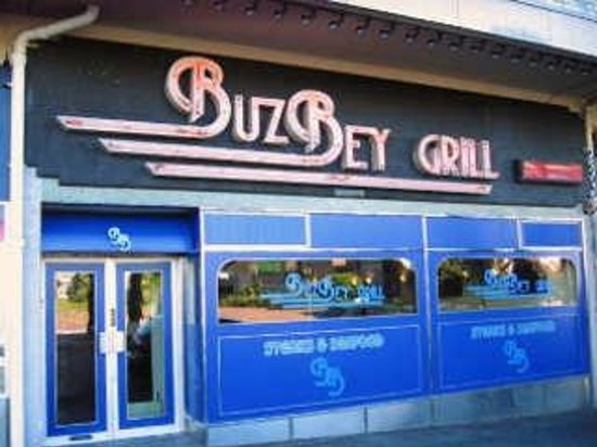 Buzbey Grill: Don't judge a book by its cover