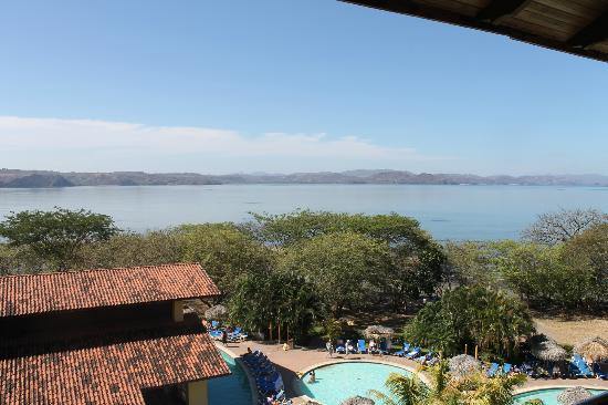 Allegro Papagayo: from the tower