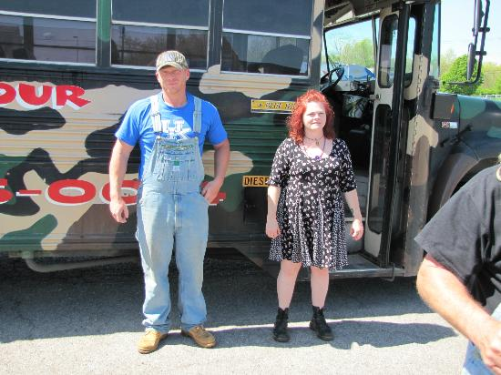 The Redneck Comedy Tour: Tater and Earline
