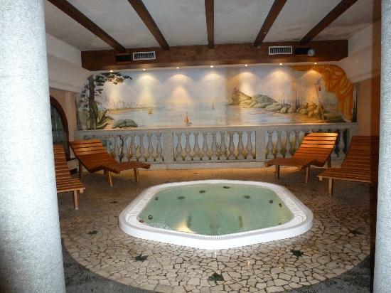 Hotel La Pastorella: Spa