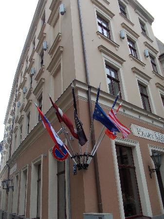 Hotel Justus: sevimli