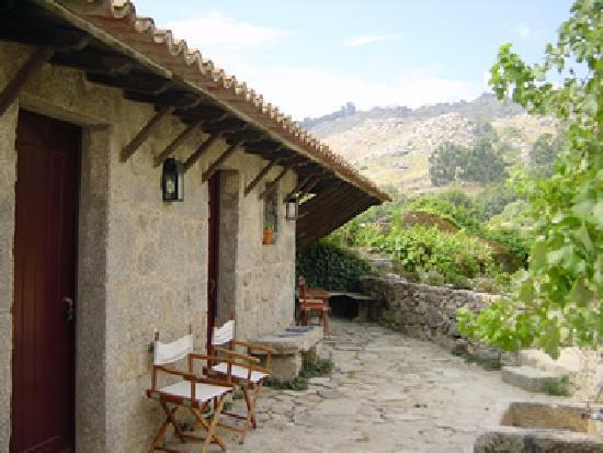 Casa do Castelo Novo: The annex`s rooms