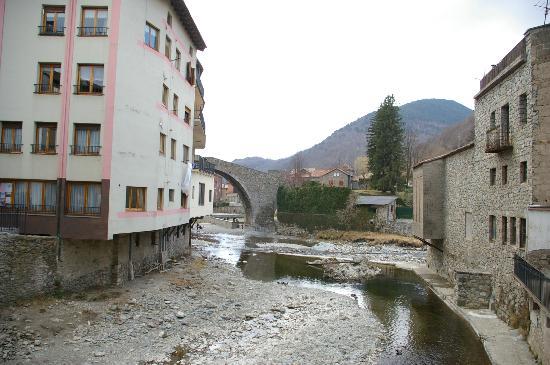 Hotel Sant Roc : vistas del pueblo