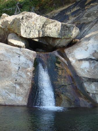 Hotel El Turcal: piscinas naturales