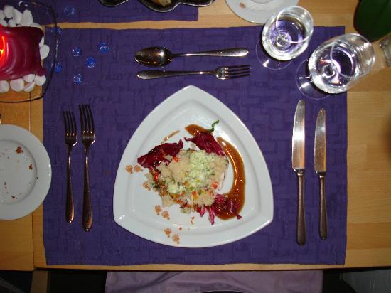 Restaurant Baren: Salad