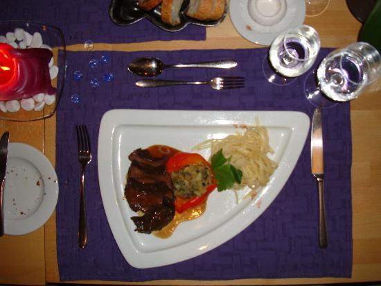 Restaurant Baren: Main