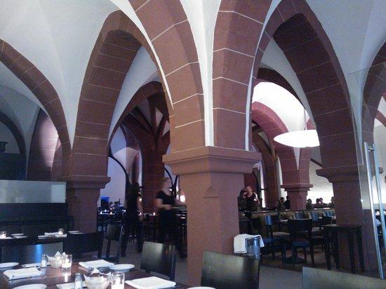 Heilig Geist: Blick im Inneren des Restaurant