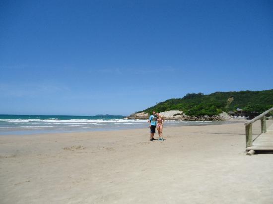 Bombinhas, SC: No final da Praia Canto Grande
