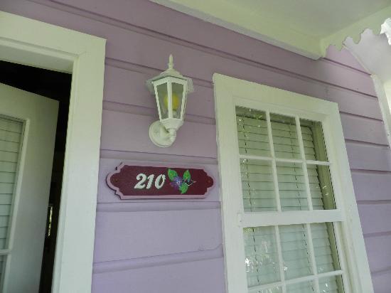 Ramon's Village Resort: room 210