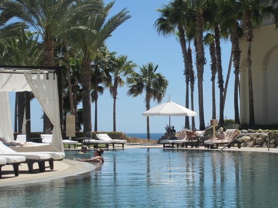 Hilton Los Cabos Beach & Golf Resort: Pool, timeshare side, Hilton Los Cabos