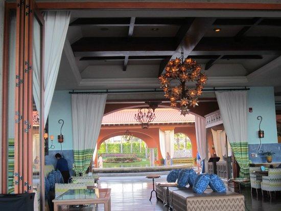Hilton Los Cabos Beach & Golf Resort: Main lobby, Hilton Los Cabos