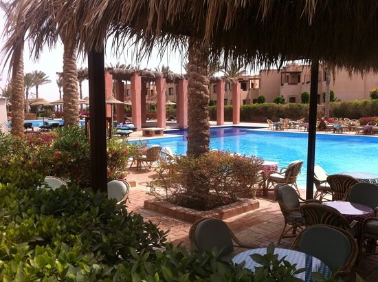 Tamra Beach: piscina