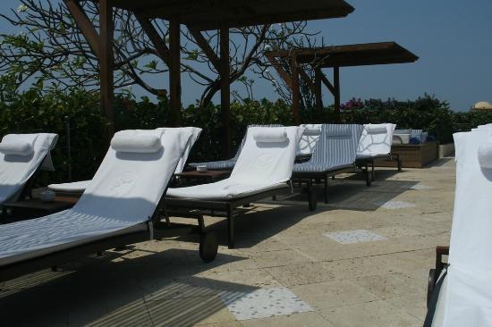 Four Seasons Hotel Bogota: Pool view