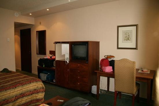 ชาโต้ออนเดอะปาร์ค: Room 266