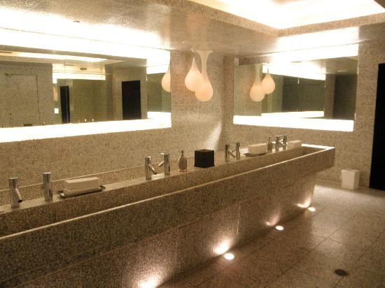 Fancy Restaurant Bathroom Picture Of Saltbox San Go