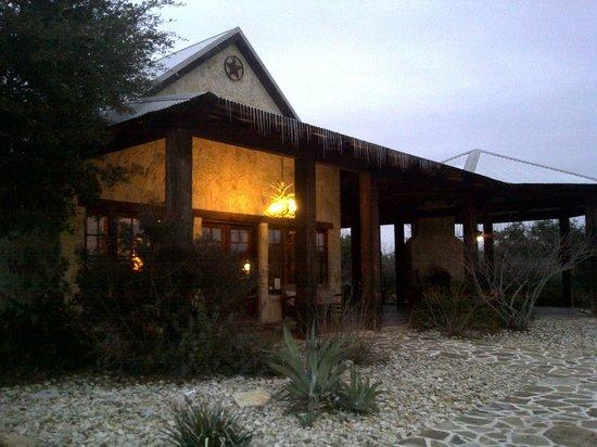 WB Ranch: Lodge