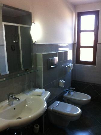 Hotel Zlatnik: Bathroom