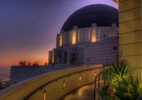 Griffith Park : Griffith Observatory