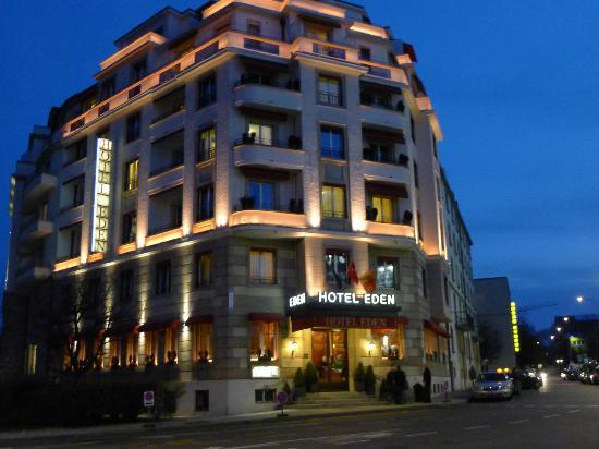 Eden Hotel Geneva : Hotel Eden