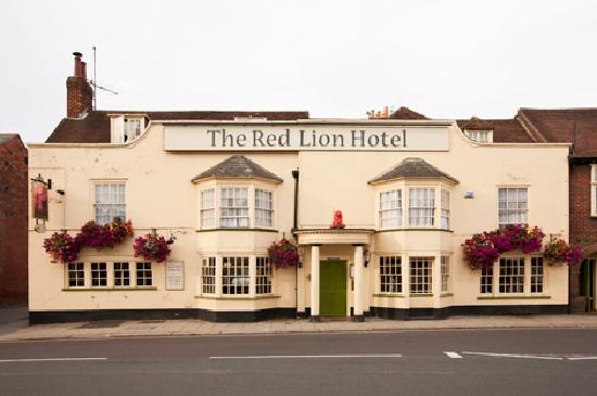 Red Lion Hotel : The Red Lion - Fareham