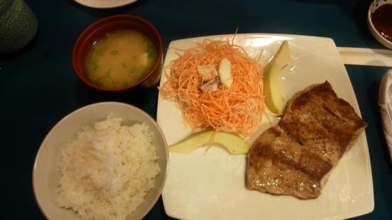 Sushi Yamato: 焼き魚定食