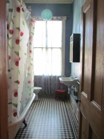 Allegretto Bed and Breakfast: baño hermoso