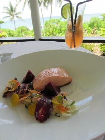 Lizard Island Resort: Lunch