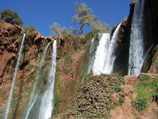 Riad Nejma Lounge: les cascades d ouzoud