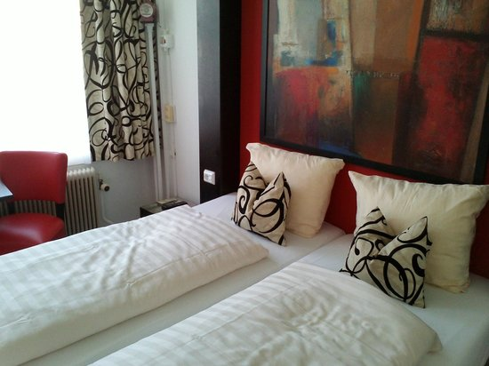 Anco Hotel: Bed