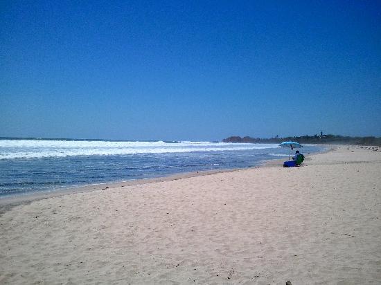 Nosara Beach (Playa Guiones): El Mar