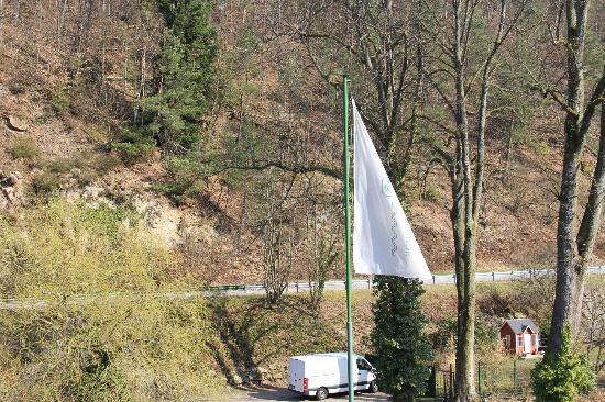 Waldhotel Forellenhof: view