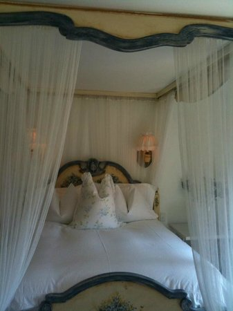 Our bedroom at the Abendblume