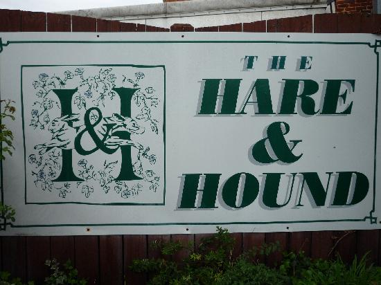 The Hare & Hound Pub: Hare and Hound