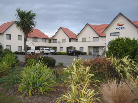 Bella Vista Motel: Southern Accommodatoin