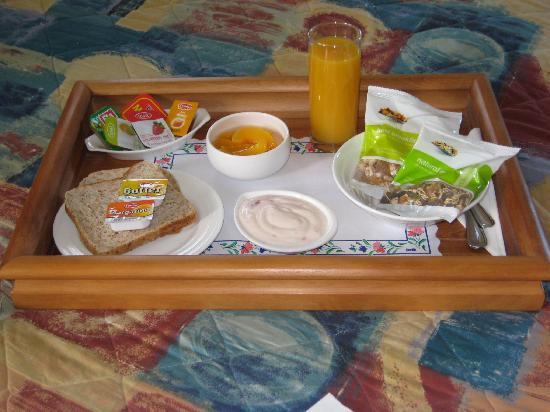 Bella Vista Motel: Breakfast Options Available