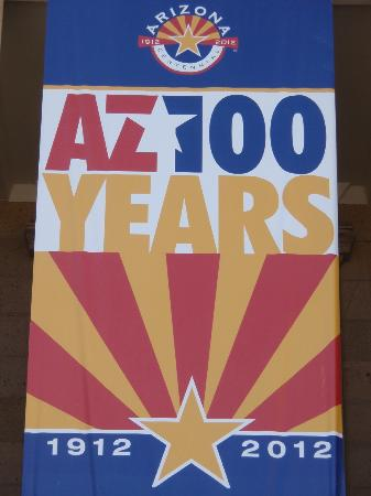 Arizona Capitol Museum: Visit this year - it's their 100 yr birthday!