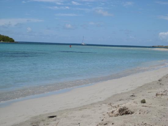 Blue Beach: Love this view!