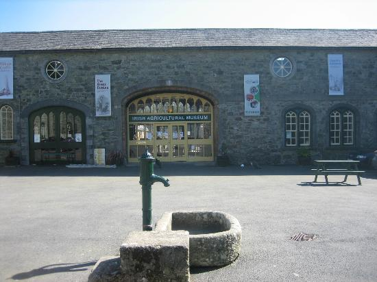 Irish Agricultural Museum & Johnstown Castle Gardens: Museum