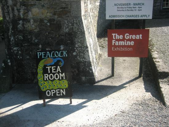 Irish Agricultural Museum & Johnstown Castle Gardens: A little incongruity!