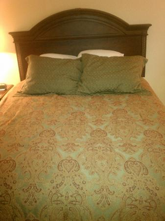 Wine Country Inn: Comfy Beds
