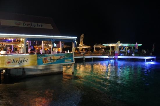 Zeezicht Restaurant : the most beautiful place on Bonaire