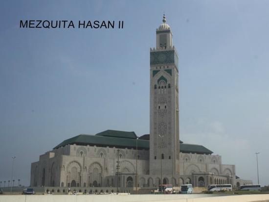 Magia marruecos: Mezquita de Hasan II Casablanca